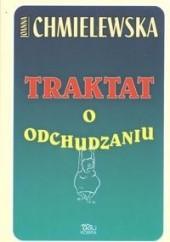 Okładka książki Traktat o odchudzaniu Joanna Chmielewska