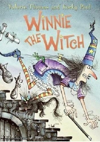 Okładka książki Winnie The Witch Valerie Thomas