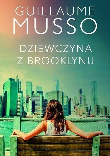 Okładka książki Dziewczyna zBrooklynu