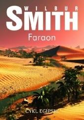 Okładka książki Faraon Wilbur Smith