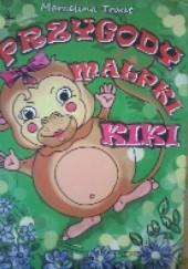 Okładka książki Przygody małpki Kiki Marcelina Traut,Marcelina Traut