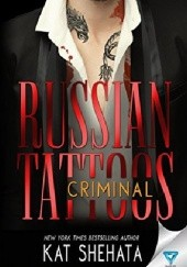 Okładka książki Russian Tattoos. Criminal Kat Shehata