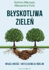 Okładka książki Błyskotliwa zieleń Stefano Mancuso,Alessandra Viola
