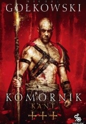Okładka książki Komornik III. Kant Michał Gołkowski