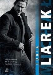 Okładka książki Furia Michał Larek