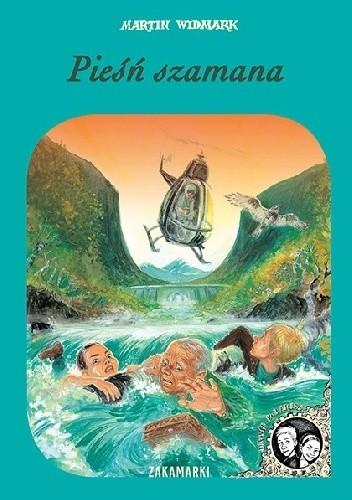Okładka książki Pieśń szamana Martin Widmark