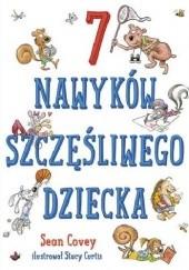 Okładka książki 7 nawyków szczęśliwego dziecka