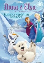 Okładka książki Anna i Elsa. Tajemnica niedźwiedzi polarnych Erica David