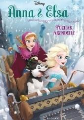 Okładka książki Anna i Elsa. Puchar Arendelle Erica David