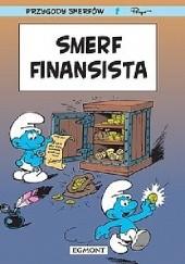 Okładka książki Smerf Finansista Peyo
