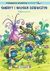 Okładka książki Smerfy i Wioska Dziewczyn #1 - Zakazany Las Luc Parthoens,Jeroen De Coninck