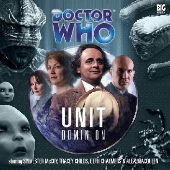 Okładka książki UNIT: Dominion Jason Arnopp,Nicholas Briggs