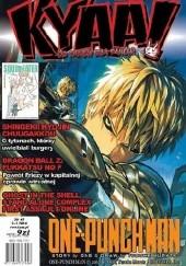 Okładka książki Kyaa nr 43 Redakcja magazynu Kyaa!