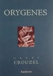 Okładka książki Orygenes