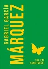 Okładka książki Sto lat samotności Gabriel García Márquez