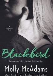 Okładka książki Blackbird Molly McAdams
