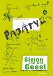 Okładka książki Pajątyl Simon van der Geest