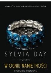 Okładka książki W ogniu namiętności Sylvia June Day