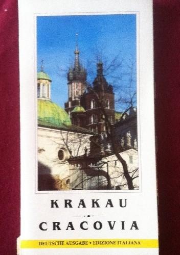 Okładka książki Krakau. Cracovia praca zbiorowa