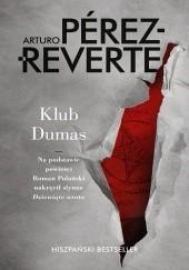 Okładka książki Klub Dumas Arturo Pérez-Reverte