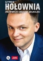 Okładka książki Instrukcja obsługi solniczki Szymon Hołownia