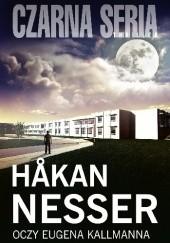 Okładka książki Oczy Eugena Kallmanna Håkan Nesser