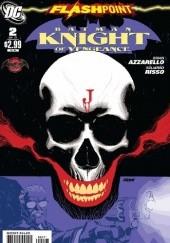 Okładka książki Flashpoint: Batman Knight of Vengeance #2