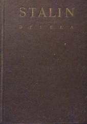 Okładka książki Dzieła T.2 Józef Stalin