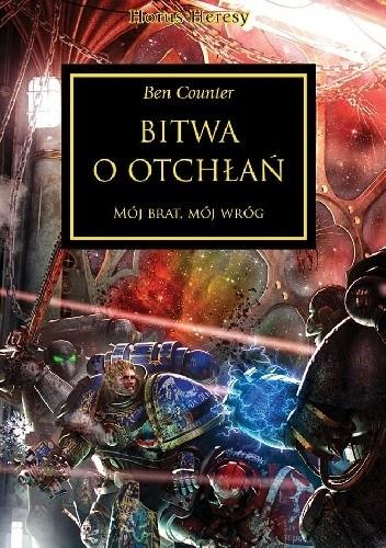 Okładka książki Bitwa o Otchłań Ben Counter