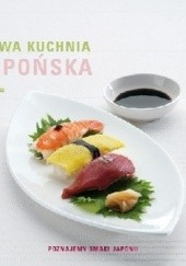Okładka książki Łatwa kuchnia japońska Emi Kazuko