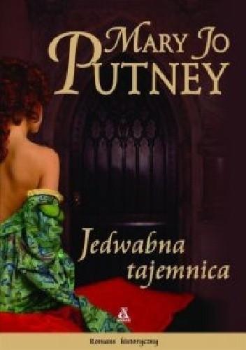 Okładka książki Jedwabna tajemnica Mary Jo Putney