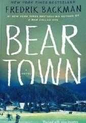 Okładka książki Beartown Fredrik Backman
