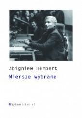 Okładka książki Wiersze wybrane Zbigniew Herbert