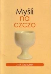 Okładka książki Myśli na czczo J.M. Szczurek
