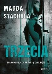 Okładka książki Trzecia Magda Stachula
