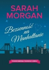Okładka książki Bezsenność na Manhattanie Sarah Morgan