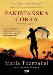Okładka książki Pakistańska córka Maria Toorpakai