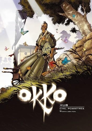 Okładka książki Okko - 3 - Cykl Powietrza Humbert Chabuel