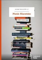 Okładka książki Pieśń filaretów Adam Mickiewicz