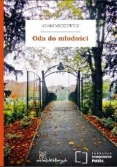 Okładka książki Oda do młodości Adam Mickiewicz