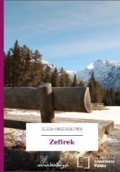 Okładka książki Zefirek Eliza Orzeszkowa