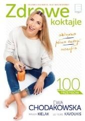 Okładka książki Zdrowe koktajle Ewa Chodakowska