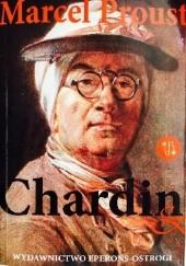 Okładka książki Chardin&Rembrandt Marcel Proust