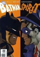 Okładka książki Batman/The Spirit Jeph Loeb,Darwyn Cooke
