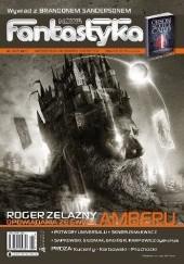 Okładka książki Nowa Fantastyka 417 (06/2017) Roger Zelazny,Sławomir Prochocki,Przemysław Karbowski,Magdalena Kucenty