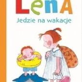 Okładka książki Lena jedzie na wakacje Fanny Joly