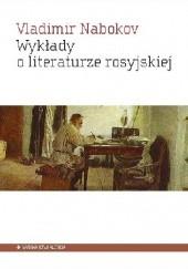 Okładka książki Wykłady o literaturze rosyjskiej Vladimir Nabokov