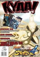 Okładka książki Kyaa! nr 44 Redakcja magazynu Kyaa!