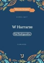 Okładka książki W Harrarze Karol May
