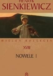 Okładka książki Nowele t. I Henryk Sienkiewicz